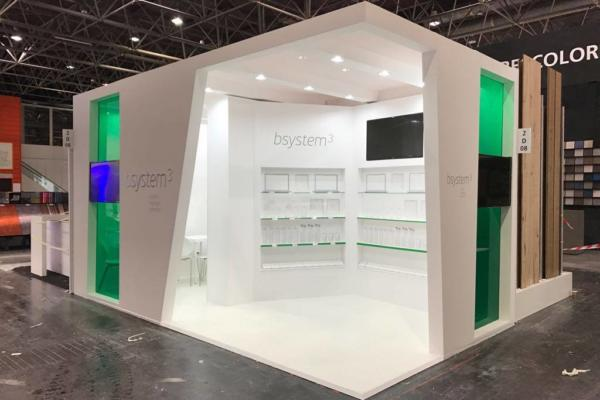 allestimento stand fieristico bsystem3